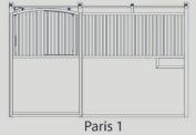 Boxenfront Modell 80 Paris 1