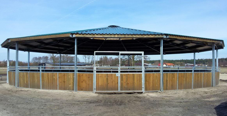 Pferdestallsysteme
