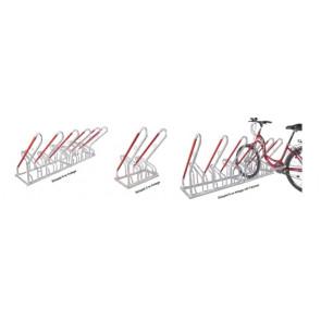 Fahrradständer mit Anlehnbügel Modell NILOS