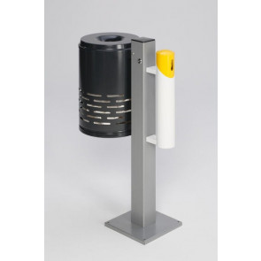 Abfallsammler/ Ascher - Kombination AG 101