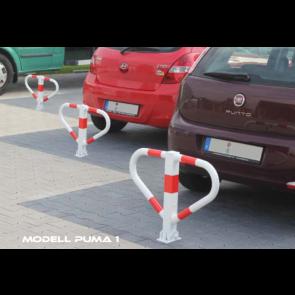 Parkbügel, klappbar Modell PUMA 1