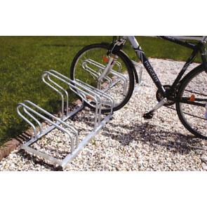 Fahrradständer Modell NILOS einseitige Einstellung