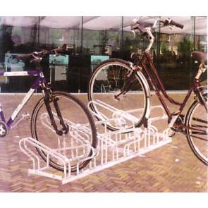 Fahrradständer Modell NILOS doppelseitige Einstellung