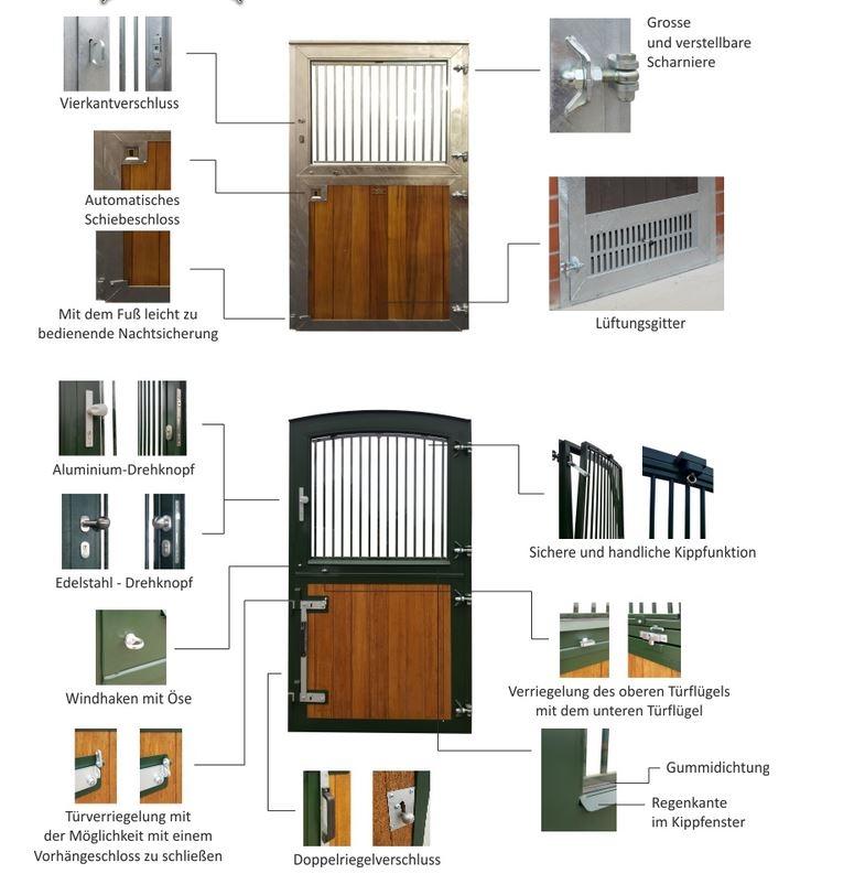 Paddock & Stalltüren