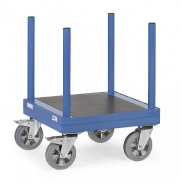 Langmaterial-Wagen1500 kg mit Rungen 550 mm lang