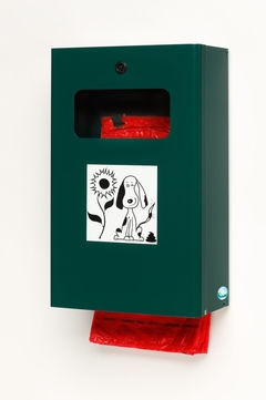 Hundekotbeutelspender DS6