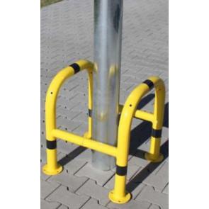 Säulenschutz Modell COLUMNA verzinkt und beschichtet