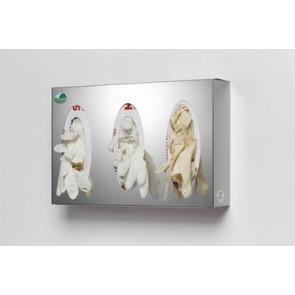 Wandspender für Handschuh- / Handtuchboxen