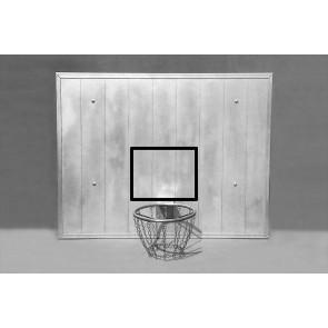 Basketballzielbrett + Basketballkorb Aluminium