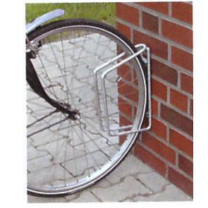 Fahrradständer Einzelparker Modell ZAZA Wand