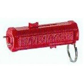 Lampenwerkzeug rot